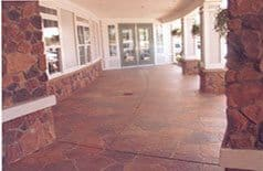 Commercial Patios & Courtyards