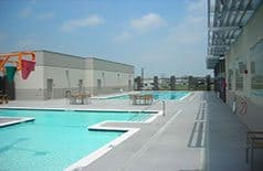 Commercial Pool Decks