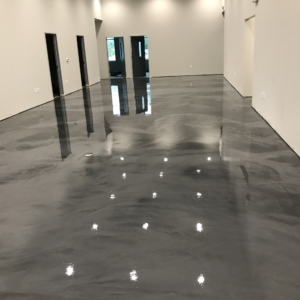 Epoxy Flooring Camp Construction Services Irving TX